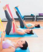 ejercicio bandas elásticas
