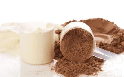 ¿Qué son los suplementos de proteína?